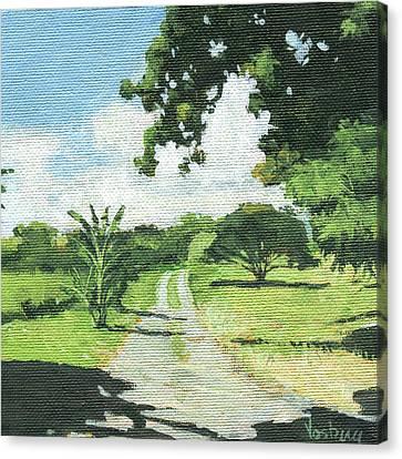Kipahulu Ranch Canvas Print