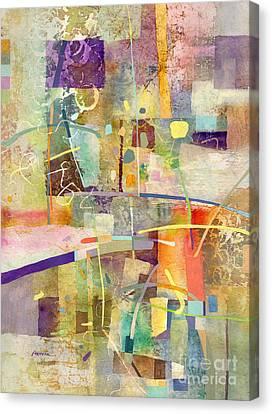 Transformation Canvas Print - Kismet by Hailey E Herrera