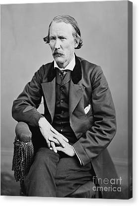 Kit Carson, American Frontiersman Canvas Print by Science Source