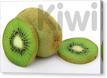 Kiwi Canvas Print by Daniel Hagerman