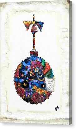Klimt Ornament Canvas Print