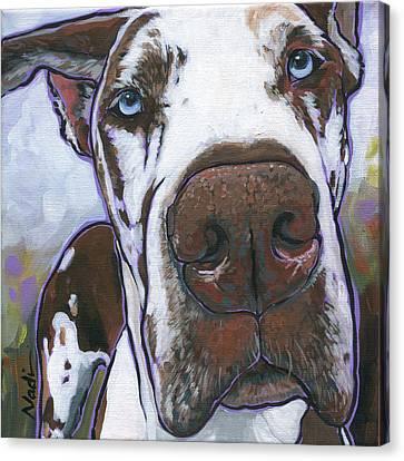 Canvas Print - Klymaxx by Nadi Spencer
