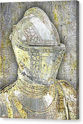 Knight 1 Canvas Print