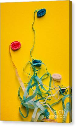Fiesta Canvas Print - Knots And Birthday Tangles by Jorgo Photography - Wall Art Gallery