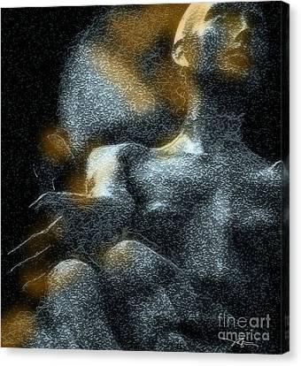 Know Thyself Canvas Print by Bob Salo