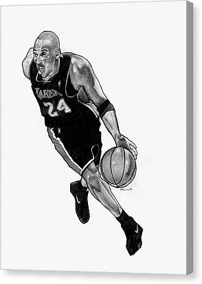 Kobe Canvas Print by Ben Henderson