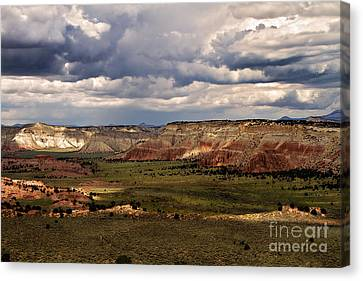 Kodachrome  Canvas Print by Lana Trussell