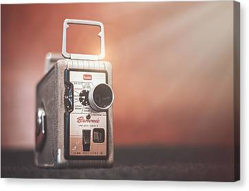 Kodak Brownie 8mm Canvas Print