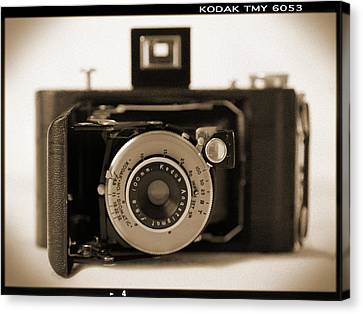 Kodak Diomatic Canvas Print by Mike McGlothlen