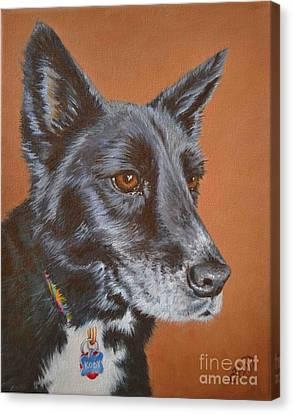 Kody Canvas Print