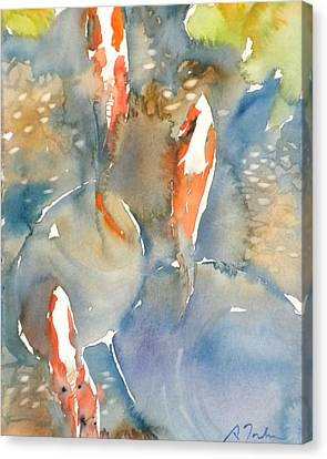 Koi Fish No.9 16x20 Canvas Print
