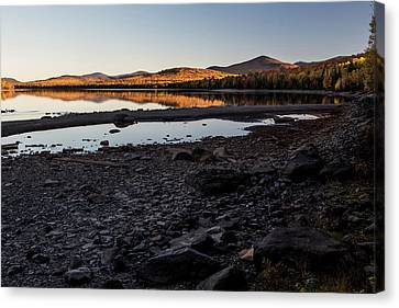 Kokadjo Sunset Canvas Print by Brent L Ander