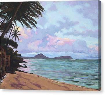 Koko Palms Canvas Print by Patti Bruce - Printscapes
