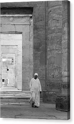 Kom Ombo Temple Canvas Print