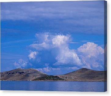 Kornati National Park Canvas Print by Jouko Lehto