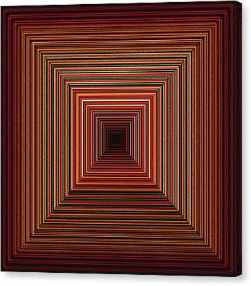 Korrydor Canvas Print by Nicholas Ely