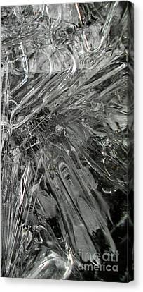 Kristale - II Canvas Print