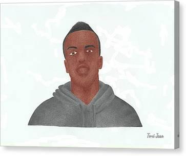 KSI Canvas Print