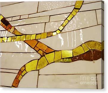 Kunce Mosaic Canvas Print