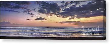 Kuta Beach - Bali Canvas Print by Rod McLean