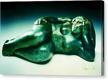 Kuulei Canvas Print by Angela Treat Lyon