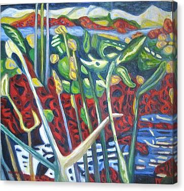 Kwala Zulu Canvas Print
