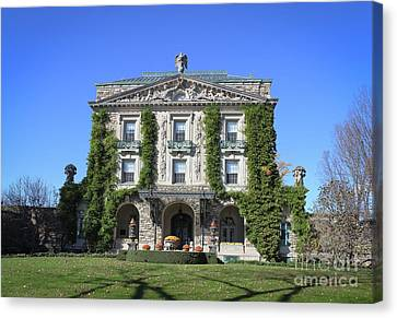 Kykuit Canvas Print by Colleen Kammerer