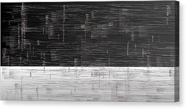 L19-61 Canvas Print by Gareth Lewis