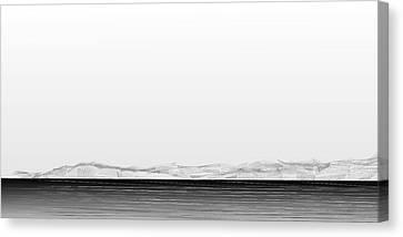L21-32 Canvas Print by Gareth Lewis