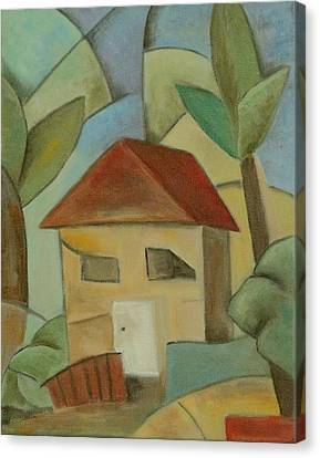 La Cabana Canvas Print by Trish Toro