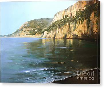 La Mala Canvas Print by Lin Petershagen