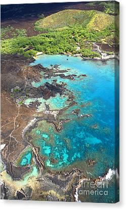 La Perouse Bay Canvas Print by Ron Dahlquist - Printscapes