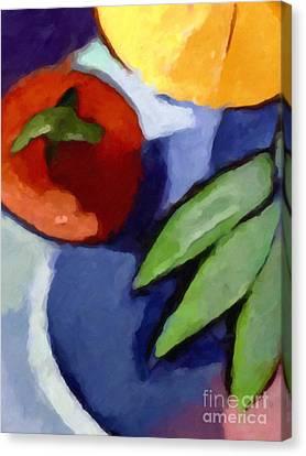 La Tomat Canvas Print by Lutz Baar