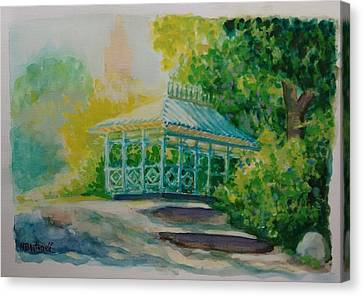 Ladies Pavilion, Cpnyc Canvas Print