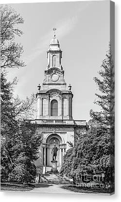 Lafayette College Colton Chapel Vertical Canvas Print