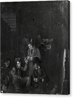 Lafitte Brothers Canvas Print