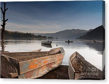 Lago Atitlan Canvas Print