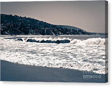 Laguna Beach California Photo Canvas Print by Paul Velgos