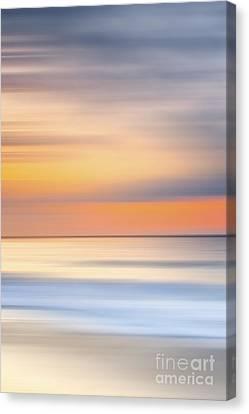 Laguna Hues - 1 Of 3 Canvas Print by Sean Davey