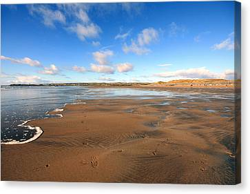 Lahinch View Canvas Print by John Quinn