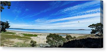 Lake Burrumbeet  Canvas Print