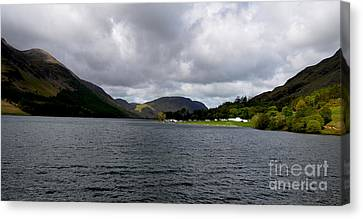 Lake Buttermere Canvas Print