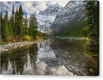 Lake Cavell Canvas Print