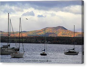 Lake Champlain Canvas Print