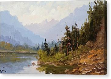 Lake Chelan Canvas Print - Lake Chelan by John Fery