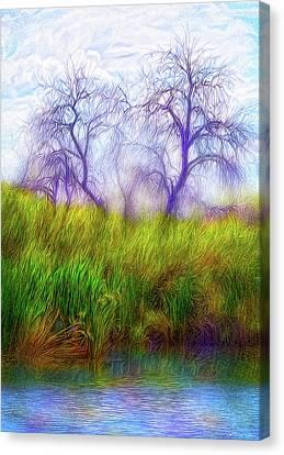 Lake Dream Peace Canvas Print