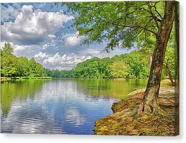 Lake Haigler 2014 01 Canvas Print