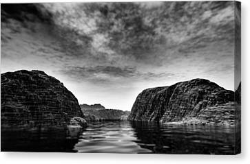 Lake Canvas Print by Josip Horvat