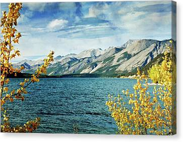 Lake Lake Canvas Print