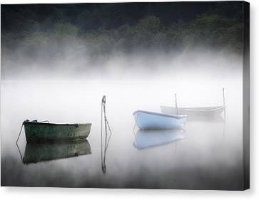 Lake Llyn Padarn - Wales Canvas Print